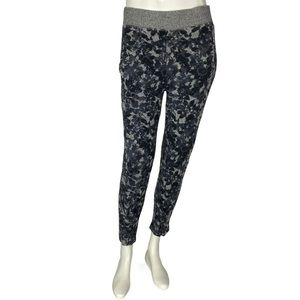 Saturday Sunday Anthropologie Floral Joggers XS